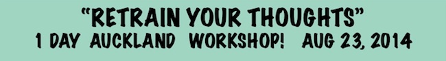 Retrain Yr Thoughts Workshop flyer Aug 2014-title