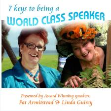 World Class speaking cover